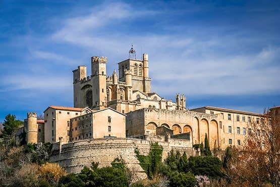 Excursion à Saint-Guilhem-le-Désert depuis Montpellier avec Chauffeur